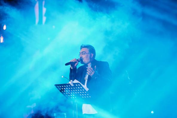 اولین کنسرت «مسعود صابری»